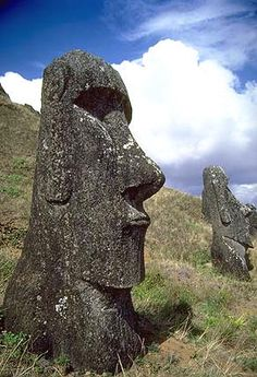 Easter Island--my top place to get to!