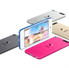 Apple iPod touch  SHOP ONLINE: http://www.purelifestyle.be/shop/view/technology/ipod/apple-ipod-touch-blauw