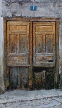 Carlos D. Pulido (oil painting)