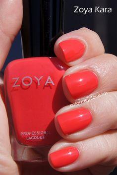 Zoya Kara - www.colormejules.com