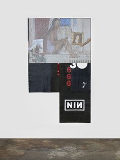 """dbajagic: """" See Donna Jou ft. Nine Inch Nails, 2015, at SUNDAY Art Fair with Room East. """""""