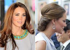 Recogidos de Kate Middleton
