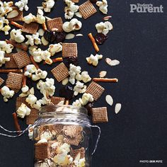 Sweet meets salty in this delicious and easy-to-prep snack.