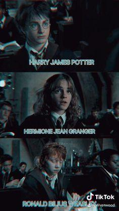 Harry Potter Gif, Mundo Harry Potter, Harry Potter Wizard, Harry Potter Pictures, Harry Potter Wallpaper, Harry Potter Characters, Harry Potter World, Golden Trio, Draco Malfoy