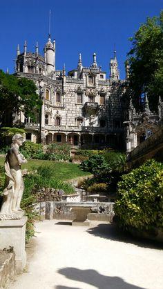 Sintra,Quinta da Regaleira