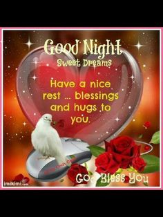 Good Night sister and all,have a restful sleep,God bless xxx ❤❤❤✨✨✨🌙 Good Night Sister, Good Night Prayer, Good Night Friends, Good Night Blessings, Good Night Gif, Good Night Sweet Dreams, Good Night Image, Good Morning Good Night, Good Night Quotes