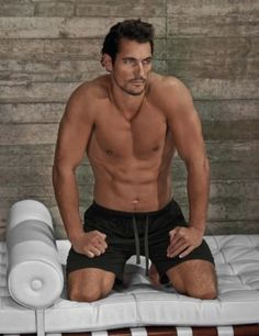These black super soft pyjama shorts on David Gandy are making us blush. These shorts are specially engineered and crafted for the best fit and comfort.