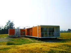 Casa container dal design moderno n.03