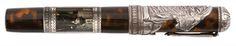 krone  winston churchill | Krone Limited Edition Winston Churchill Rollerball Pen Features