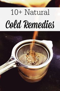Our family has been using natural cold remedies for nearly a decade. I hope these alternatives to conventional cold medication will help you beat sickness in no time!