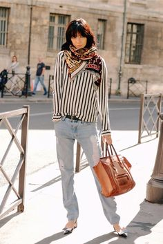SIMPLE AS A STRIPED SHIRT