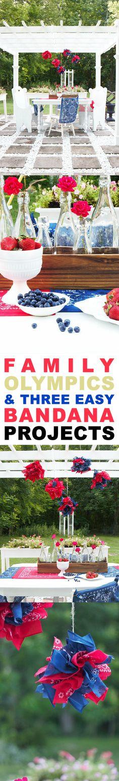 Family Olympics and