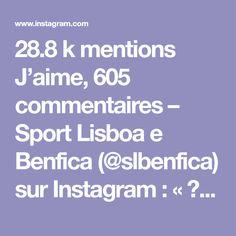 28.8 k mentions J'aime, 605 commentaires – Sport Lisboa e Benfica (@slbenfica) sur Instagram : «😢 Vai buscar os lenços antes de carregares no play... Foi assim o último dia da carreira do…» Play, Instagram, Career