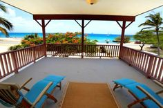 Vakantiewoning Aruba, Malmok - Huurwoning Aruba, Malmok - Stagewoning Aruba, Malmok Arashi Beach Boca Catalina High Rise Villa Rental