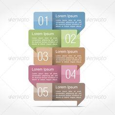Business infographic business infographic creative design 2229 design template with speech bubbles toneelgroepblik Images