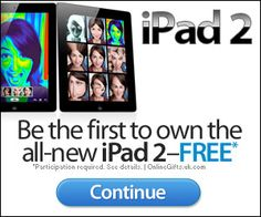 Apples amazing iPad has got even better…. the iPad2 is one of this years must hav gifts. Apple have improved on the already great iPad and come up with a stuning Tablet with a ton of great features and apps that only Apple can do.. enter the FREE draw now!