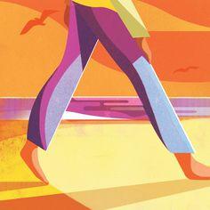 Typographic illustrations by Charlie Davis for 36 Days of Type. Charlie Davis, a UK-based designer and illustrator took part at 36 Days of Type, an annual Asian Games, 36 Days Of Type, Illustrations, Designs To Draw, Logo Design, Flat Design, Blog, Behance, Design Inspiration