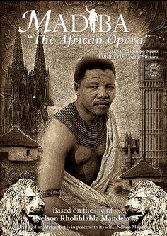 Madiba the African Opera live at the South African State Theatre, PTA (23May-1June 2014 Book your ticket@ Computicket Ahh! Dalibhunga! Dlomo, Madiba, Yem-Yem, Zondwa, Sophitsho, Ngqolomsila, Vela bambhentsele, Tubhana, Qhumpase, Ntande, MThembu, Ncikoza, Mtshikilana, Malangana, oZondwa zintshaba ezingasoze zimenzele nto Dalibhunga ka Mphakanyiswa-Gadla ka Mandela ka Ngubengcuka kaNdaba kaZondwa kaTato kaMadiba kaHala ka Dlomo ka Nxeko kaNtande ka Toyi ka Ceduma kaDunakazi ka Bhomoyi kaThembu