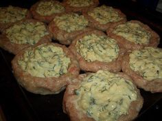 Burgers nests  / Chief-Cooker