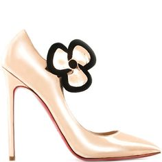 Christian Louboutin patent Mary jane