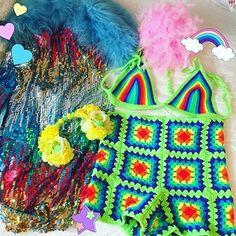 Can't wait to see what outfits sass queen dreams up for SGP… Crochet Designs, Crochet Ideas, Crochet Patterns, Sass Queen, Crochet Needles, 2017 Summer, Handmade Clothes, Crochet Clothes, Crocheting