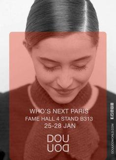 Douuod a Who's Next Parigi