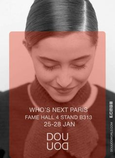 Douuod a Who's Next Parigi