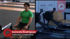 Gerardo Rodríguez nos muestra los ejercicios básicos del crossfit en este video de Estudio Q.  ¡Aprende a ejercitarte con esta técnica y marca tu cuerpo como siempre has querido!