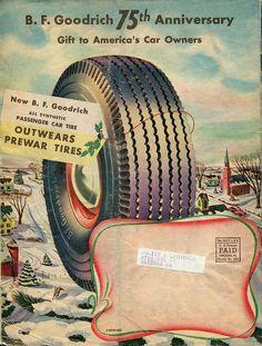 B.F.Goodrich Catalog - Christmas 1945 - Back | Flickr - Photo Sharing!