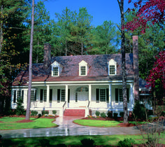 Charming Country Home Plan - 32533WP | Architectural Designs - House Plans