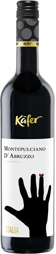Käfer: Montepulciano d´Abruzzo dry