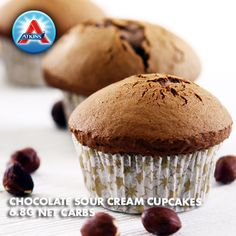 Who says you can't have cupcakes on Atkins? Click on this recipe to learn what low-carb ingredients go into making these yummy treats for Phases 2-4.