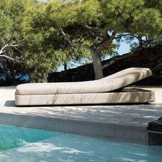 Paola Lenti Aqua Cove Ligbed   Luxe Design Tuinmeubelen   Subsoloshop SALE