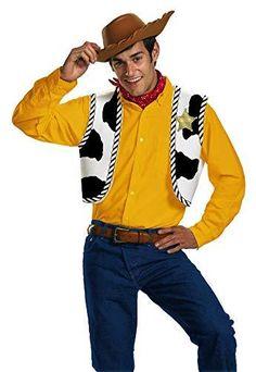 22 mejores imágenes de disfraz de Woody  f3729345c90