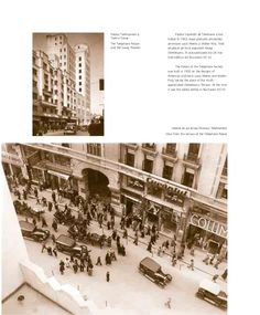 Calea Victoriei in perioada interbelica Interwar Period, Communism, Hungary, Photo Wall, Bucharest, Photograph