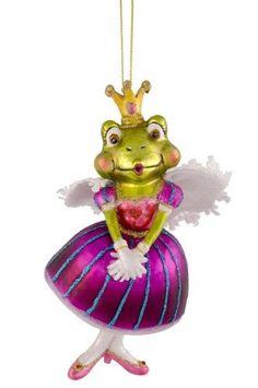 Giftcompany Hänger Märchen Frosch Prinzessin, pink, Glas, 8x15x6cm Gift Company http://www.amazon.de/dp/B005R0DL3Q/ref=cm_sw_r_pi_dp_73QOub08DPF9S