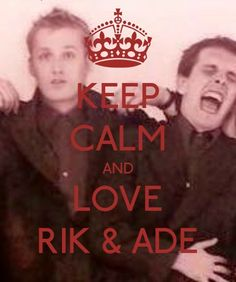 rik and ade Richard Richard, Witty Insults, Rik Mayall, Double Entendre, Comedy Duos, Great Comedies, Funny Bones, Fantasy Films, British Comedy