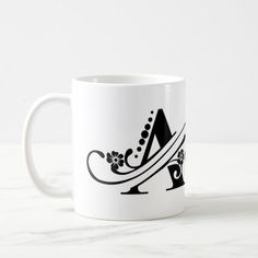 Shop Personalize Your Monogram Coffee Mug created by HartfordCorner. Personalize it with photos & text or purchase as is!