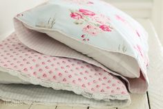 Reversible Pillow Case TIDBITS-14