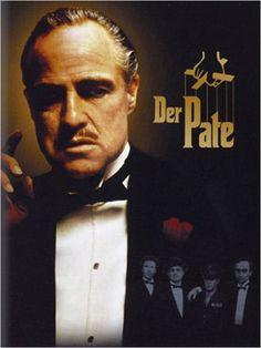 The Godfather: Marlon Brando, James Caan, Robert Duvall, Diane Keaton: Movies & TV Robert Duvall, The Godfather 1972, Godfather Movie, Godfather Series, Marlon Brando, Stephen King Es 2, Old Movies, Great Movies, Awesome Movies