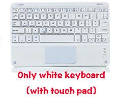 """Local Language Layout Wireless Bluetooth Keyboard Casw For CHUWI Hi10 10.1"""" PC, Keyboard Case For CHUWI Hi 10 Tablet And 4 Gifts"""