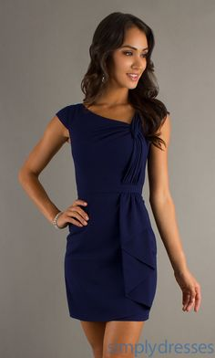 Love the color and the top! (especially the left shoulder detail)