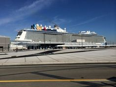 Royal Caribbean's newest cruise ship, 'Quantum of the Seas,' docks in Bayonne | NJ.com