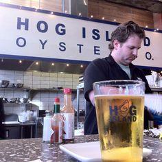 Hog Island Oyster Company,  Napa Valley