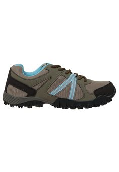 buy online d9e7b 97dc0 Power Zapatilla Trek Karst Marrón Power 3