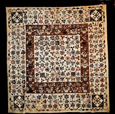 19th Century Folk Art I'm about to start this quilt, excited and nervous at the same time !!!