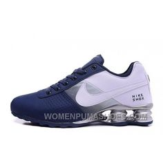 online retailer b6a08 b942b NIKE SHOX DELIVER 809 NAVY BLUE WHITE Super Deals BbBhK, Price  78.42€ -