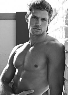 Steve Boyd..... Don't actually know who he is but he's pretty to look at!!!