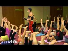 YogaVibes.com - Forrest Yoga Workshop: Journey to the Core