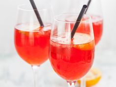 Drink-Update: Jetzt kommt Rosé Aperol Spritz